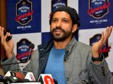 Farhan Akhtar's press conference