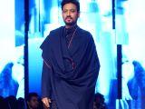 Actor Irrfan Khan at the GQ Fashion Nights 2017 in Mumbai on Nov 12, 2017.