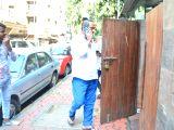 Mahesh Manjrekar seen at Mumbai's Bandra