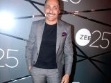 Actor Rahul Bose during a party organised to celebrate Zee's silver jubilee in Mumbai on Jan 13, 2018.
