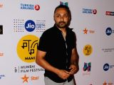 Actor Rahul Bose during the screening of actor Manoj Bajpayees film In The Shadows at MAMI Mumbai Film Festival on Oct 16, 2017.