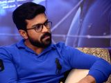 Actor Ram Charan stills in Hyderabad. (Photo: IANS
