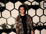 Actor Salman Khan's brother-in-law Aayush Sharma at the actor Varun Sharma's birthday party in Mumbai on Feb 4, 2018.
