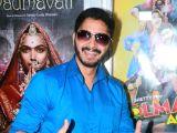 Shreyas Talpade at Gaiety Cinema