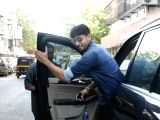 Sidharth Malhotra seen at Mumbai's Bandra