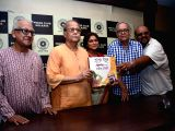 CD launched - Soumitra Chatterjee, Roopa Ganguly