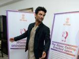 Sushant Singh Rajput promotes WEP of NITI Aayog