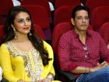 Aarti Chhabria, Anup Soni during a programme