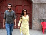 "Photoshoot of film ""Nanu ki Janu"" - Abhay Deol and Patralekhaa"