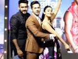 Promotion of film Badrinath Ki Dulhania