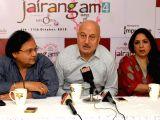 Jaipur Theatre Festival - press conference