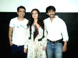 Press conference of film Shorgul