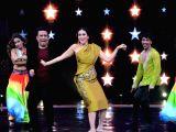"Dance Champions"" show - Govinda and Karisma Kapoor"