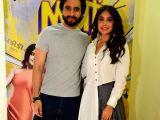 """Promotion of film """"Mitron"""" - Jackky Bhagnani and Kritika Kamra"""