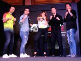 "Super Fight League Season 2"" - Jacqueline Fernandez, Tiger Shroff, Salim Merchant and Sulaiman Merchant"