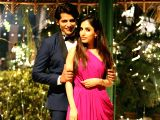 "Wrap up of film ""Hume Tumse Pyaar Kitna"" - Karanvir Bohra and Priya Banerjee"