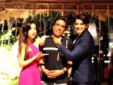 "Wrap up of film ""Hume Tumse Pyaar Kitna"" - Karanvir Bohra, Priya Banerjee and Lalit Mohan"