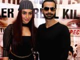 "Trailer launch of film ""Nirdosh"" -  Maheck Chahal and Ashmit Patel"