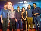 Launch of Lizaa Malik's new single - Manav Gohil, R. Madhavan and  Mika Singh