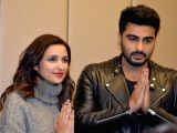 "Namastey England"" - press conference"