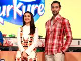 Product launch - Parineeti Chopra, Kunal Kapoor