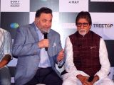 "Song launch of film ""102 Not Out"" - Rishi Kapoor and Amitabh Bachchan"