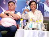 """Promotion of film """"Mulk"""" - Rishi Kapoor and Taapsee Pannu"""