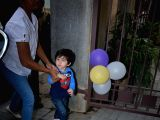 Rannvijay Singha hosts party on daughter Kainaat's second birthday