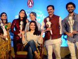 "Book release - ""Moderates Famous"" - Soha Ali Khan, Saif Ali Khan, Kareena Kapoor"