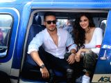 "Trailer launch of film ""Baaghi 2"" - Tiger Shroff and Disha Patani"