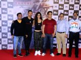 "Trailer launch of film ""Baaghi 2"" - Tiger Shroff, Disha Patani, Sajid Nadiadwala and Ahmed Khan"