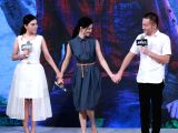 """CHINA-BEIJING-MOVIE """"AN ACCIDENTAL SHOT OF LOVE""""-PRESS CONFERENCE"""