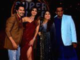 """Super Dancer Chapter 2"""" - Varun Dhawan,Shilpa Shetty Kundra,Geeta Kapoor and Anurag Basu"""