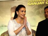 Special screening of film `Jazbaa`