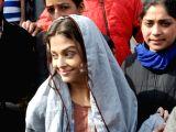 Aishwarya Rai Bachchan at Golden Temple