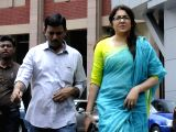 Locket Chatterjee arrives at High Court