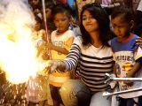 Debolina Dutta celebrates Diwali