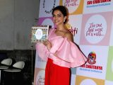 Deepika Padukone launches book - 'The Dot That Went For A Walk