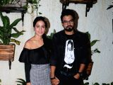 "Special screening of film ""Incredibles 2"" - Hina Khan and Rocky Jaiswal"