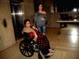 """Special screening of film """"Dhadak"""" - Janhvi Kapoor and Nirmal Kapoor"""