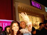 Kajal Aggarwal Launches Neerus Biggest Showroom