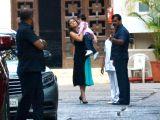 Kareena Kapoor Khan seen at a studio