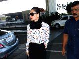 Kareena Kapoor Khan seen at airport