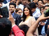 Katrina Kaif inaugurates jewellery store