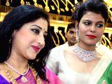 Jewels of India Expo - inauguration - Lakshmi Gopalaswamy