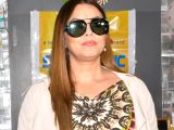 Mahima Chaudhary during a promotional programme