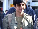 Mandira Bedi arrives in Jodhpur