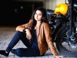 'Mrudula Murali' - photo shoot