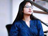 'Nanditha' - photo shoot