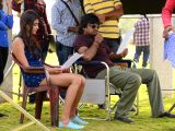 "Duvvada Jagannadham"" - on location"